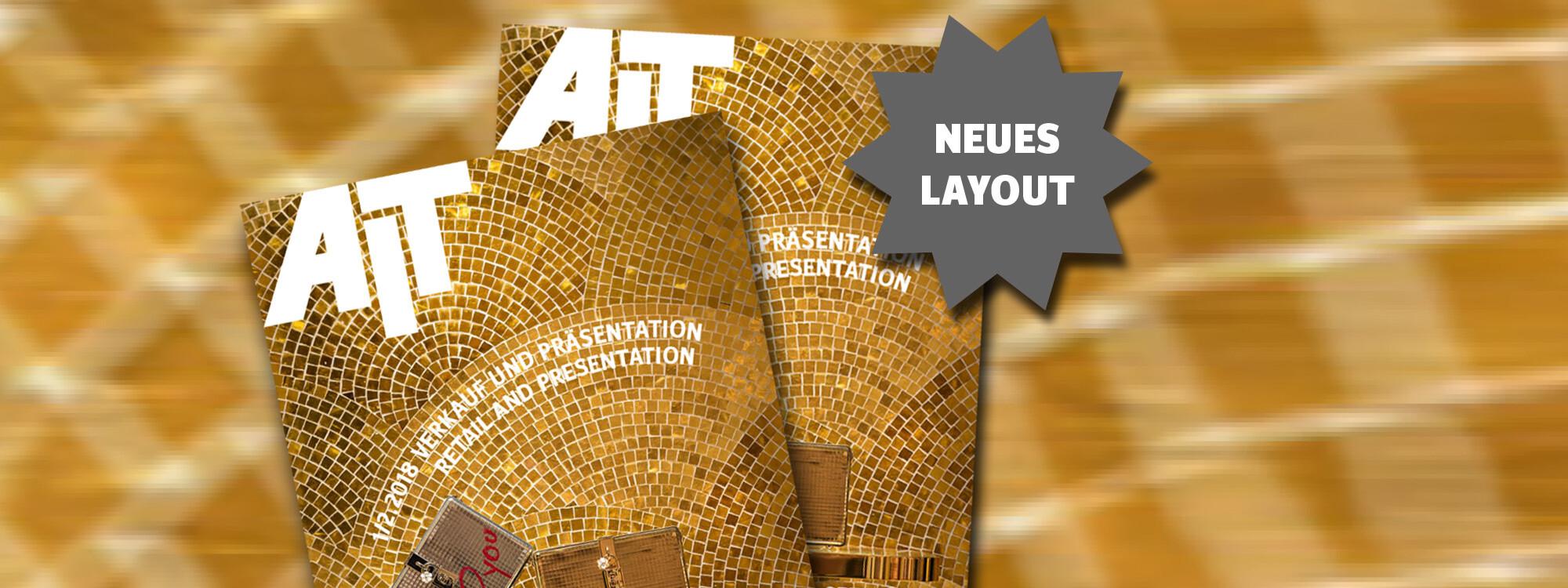 AIT ist Fachmedium des Jahres 2018
